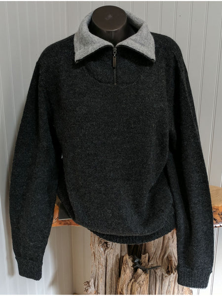 Toggle Pullover
