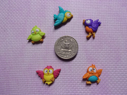 Bird Brains needle minders
