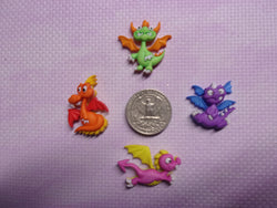Baby Dragon needle minders