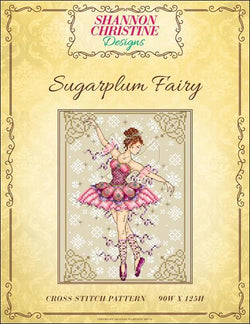 Shannon Christine Designs Sugarplum Fairy cross stitch pattern