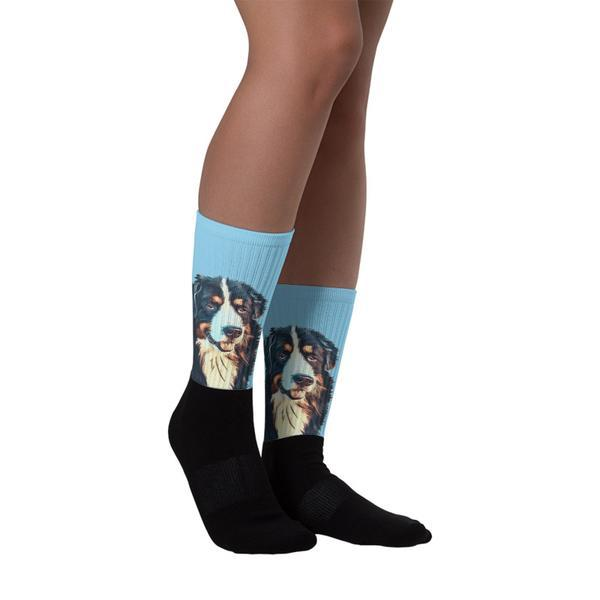 Custom Pet Socks