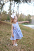 SWEET JULIE DRESS- HEAVENLY BLUE