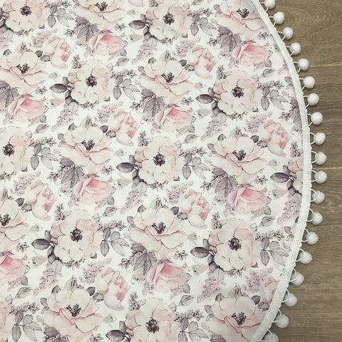Alaska White Play Mat
