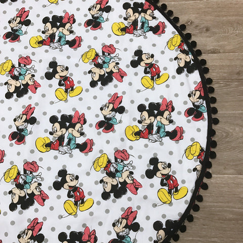 IN STOCK Mickey and Minnie Baby Play Mat