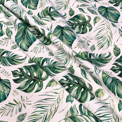 Tropical Leaves Play Mat