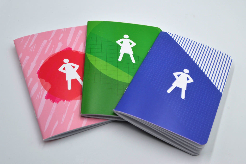 Pocket Notebook 3-Pack