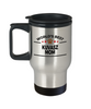 Kuvasz Dog Mom Travel Mug
