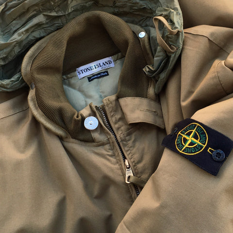 Stone Island AW 2001 Wool Jacket - L/XL