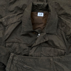 C.P. Company SS 2007 Garment Dyed Jacket - M/L