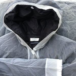 Stone Island Serie 100 AW 2001 Monofilament Hooded Jacket