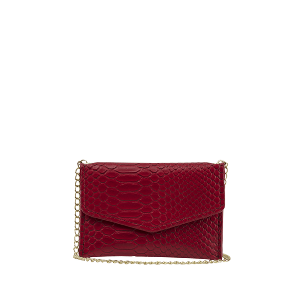 Meg CC Holder Crossbody Ruby Red