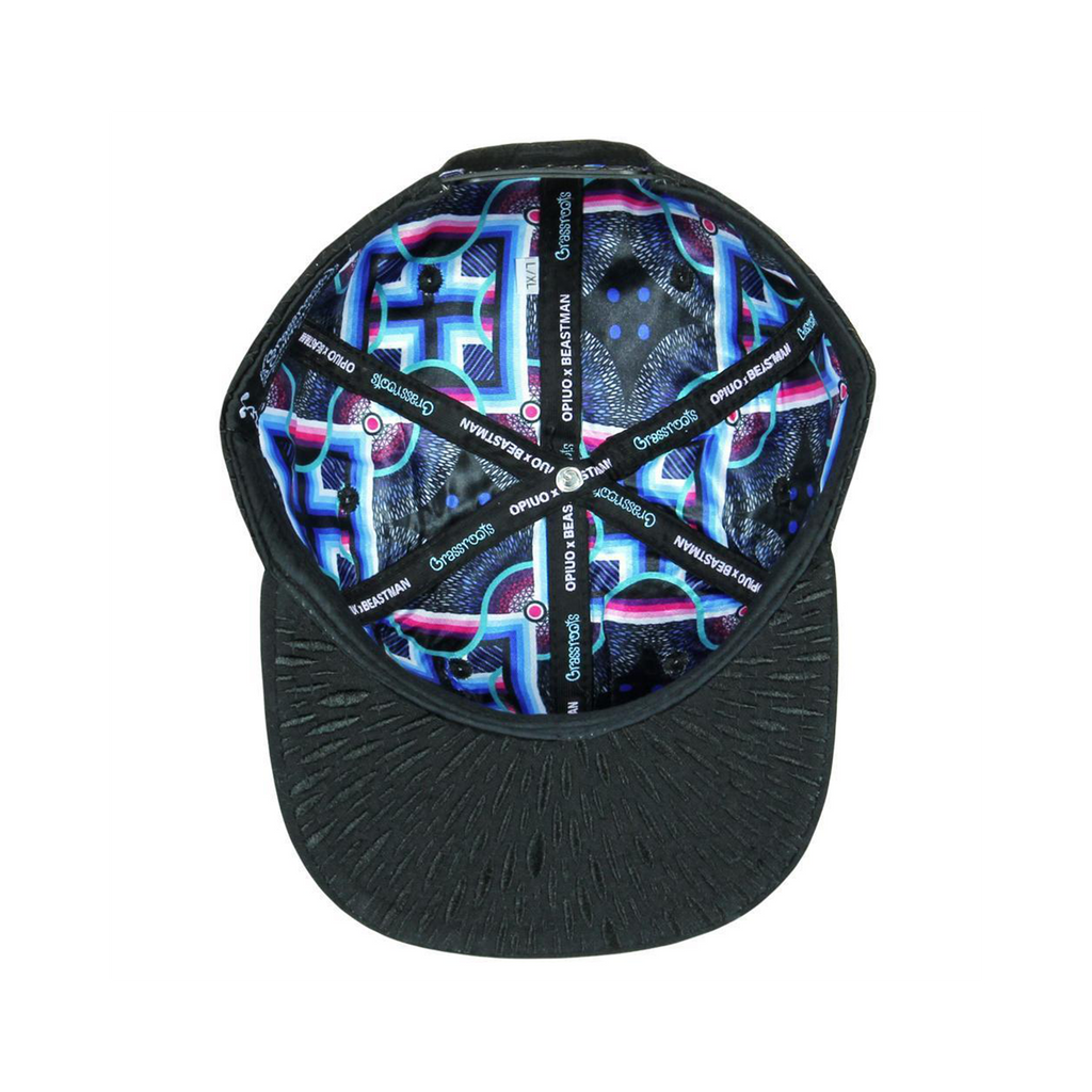 Opiuo X Beastman SYZYGY hat Colour Logo