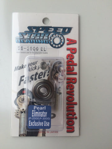 Canopus Speed Star Bearing for Pearl Eliminator (P-2000 series) Demon (P-3000 series) Model - SS-2000EL-EX - New Lower Price!