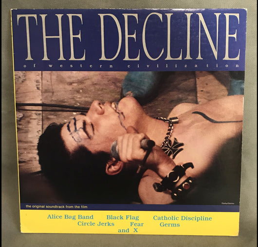 Various- The Decline Of Western Civilization LP