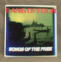 Gang Of Four- Songs Of The Free LP