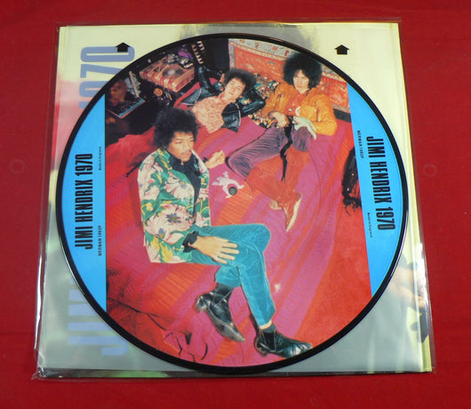 Jimi Hendrix - 1970 Picture Disc LP
