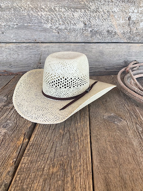 The Houston: Youth Straw Hat