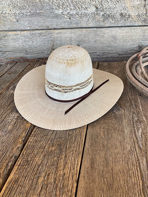 The Gentry: Youth Straw Hat