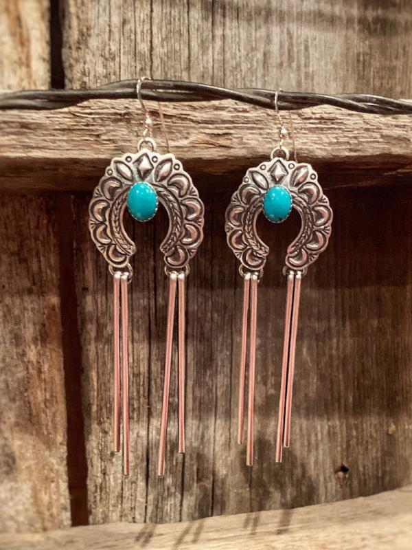 Open Range: Dangle Earrings