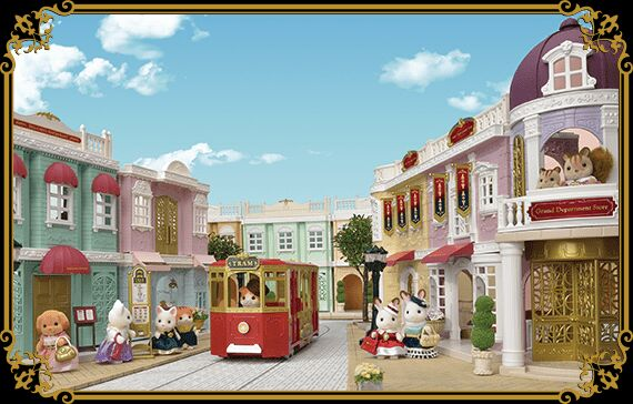 Sylvanian Families Specialty Store