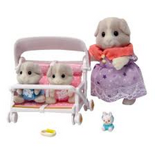 Guinea Pig Mother and Twins Set