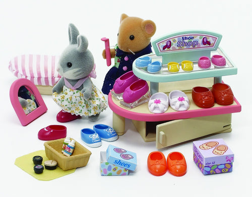 Sylvanian Families Shoe Bar - SF 4862