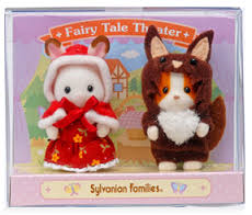 Red Riding Hood and Wolf Theatre Babies Set