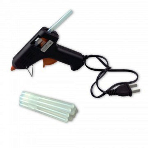 Hot Glue Gun w/Glue Sticks