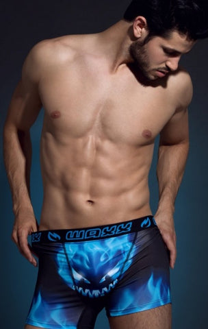 Waxx Iceman Sports Boxer Shorts - The Pantie Purse