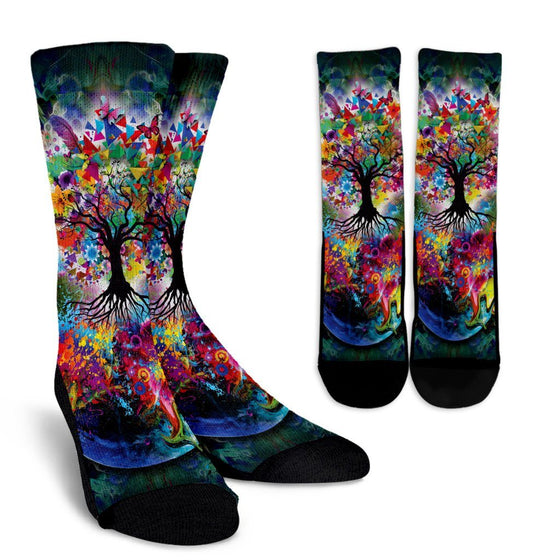 Tree Of Life Socks