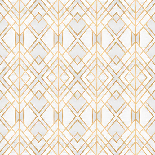 Papel Mural Golden Geo