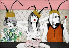 Individual The collection of the lady bunny - Galeria Impresionarte