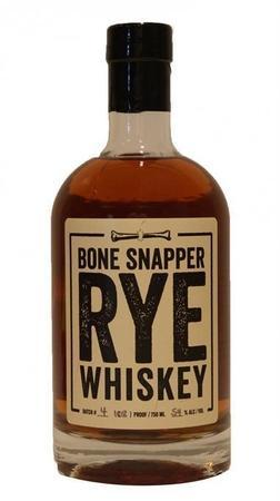 Bone Snapper Rye Whiskey-Wine Chateau