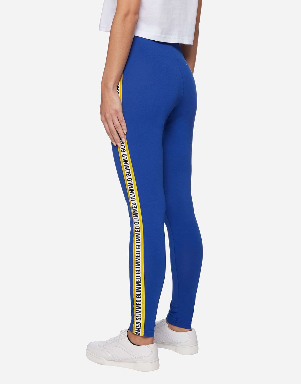 Leggings  Blu