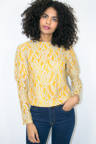 X6911 TOP (yellow)