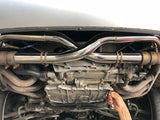 Porsche 996, 997 Catalytic Exhaust Bypass Test Pipe Set