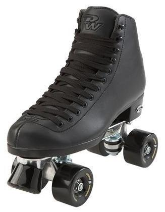 Riedell Wave Adult Black Roller Skates