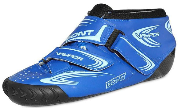 Bont Vaypor Carbon Blue Boot Size US 6 | Eu 38 | 254mm