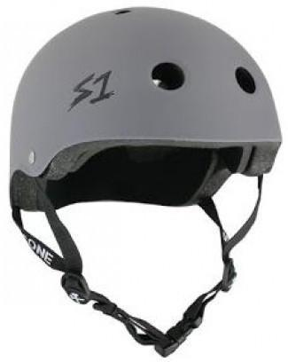 S1 Lifer Helmet Grey Matte