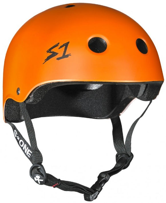 S1 Lifer Helmet Matte Orange