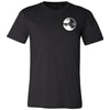 Caged CrossFit - 100 - Plate - Bella + Canvas - Men's Short Sleeve Jersey Tee