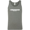 CrossFit Solon - 100 - #SweatNSolon - Bella + Canvas - Men's Jersey Tank