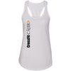CrossFit Cajir - 100 - Vertical - Next Level - Women's Ideal Racerback Tank