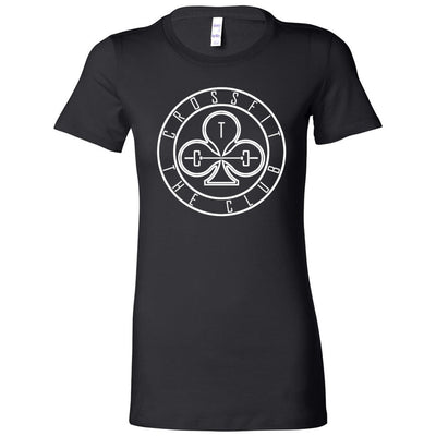 CrossFit The Club - 100 - Standard - Bella + Canvas - Women's The Favorite Tee