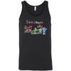 3 Dog CrossFit - 100 - Standard - Bella + Canvas - Men's Jersey Tank