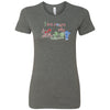 3 Dog CrossFit - 100 - Standard - Bella + Canvas - Women's The Favorite Tee