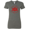 CrossFit Dark Horse - 100 - Decide-Commit-Succeed - Bella + Canvas - Women's The Favorite Tee
