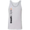 CrossFit Cajir - 100 - Vertical - Bella + Canvas - Men's Jersey Tank