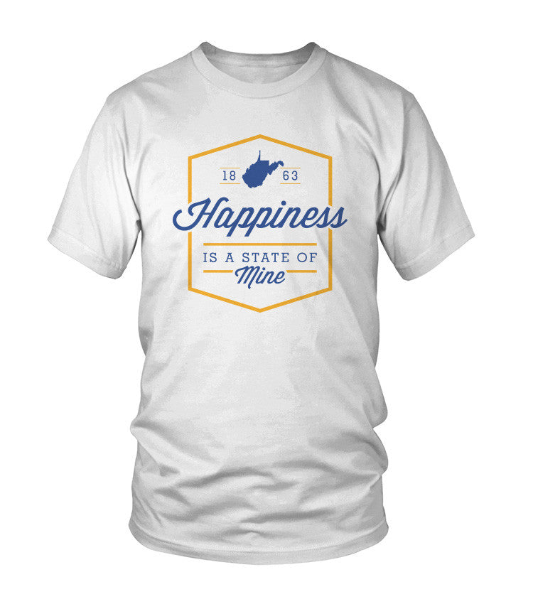 """Happiness WV"" - White SS"