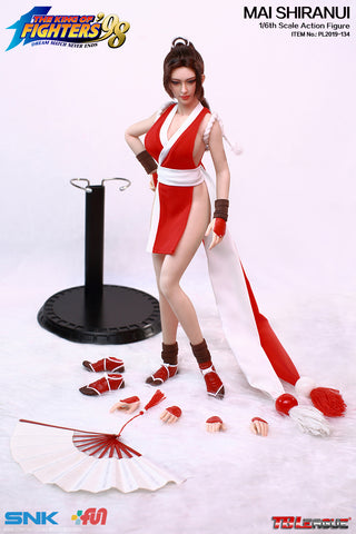 1:6 King Of Fighter 98 KOF MAI SHIRANUI Collectables Video Game Figure  TBLeague